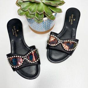 Kate Spade Taleen Too Sunglasses Slip On Sandals